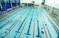 Sport and wellbeing health sciences athena swan for Imperial college london swimming pool