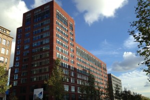 The Wibuat Building, Amsterdam University of Applied Sciences. The Conference Venue