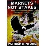 Front cover of the book referred to in this post, called 'Markets not Stakes.' Shows an eagle apparently trying and failing to fly over a map of Europe. It all looks highly symbolic but I'm not sure what of.