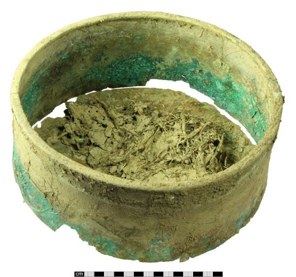 Vessel B from Roman Vessel Hoard by Portable Antiquity Scheme is license under CC BY attribution license