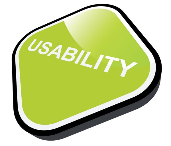 usability evaluation and recommendations The evaluation of software usability the heuristic method provides a simple list of design guidelines which the evaluator uses to examine the interface.