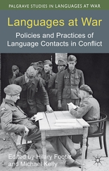 Languages at War book cover
