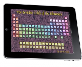 ipad-periodic table
