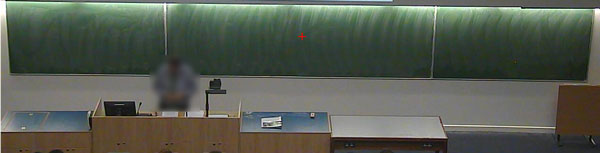 3 Blackboards totalling about 8 metres