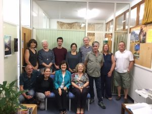 CASSIS team at University of Auckland, January 2017