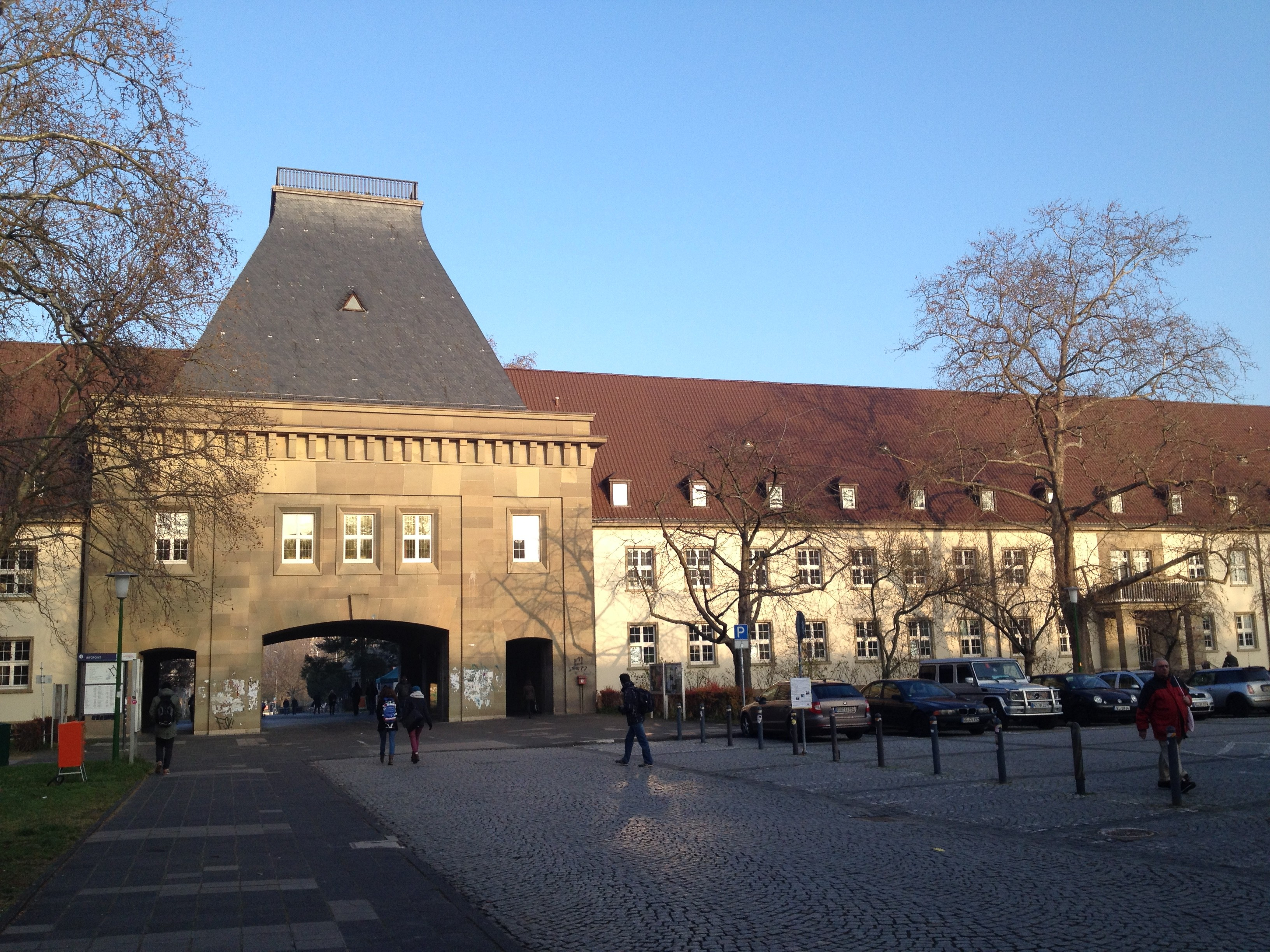 Postcard from Germany - SOUNDINGS Music at Southampton ...