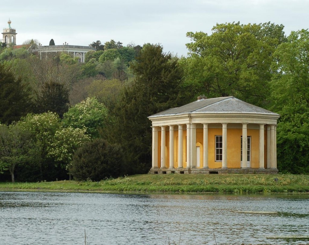 The 'Temple of Music' at West Wycombe Park