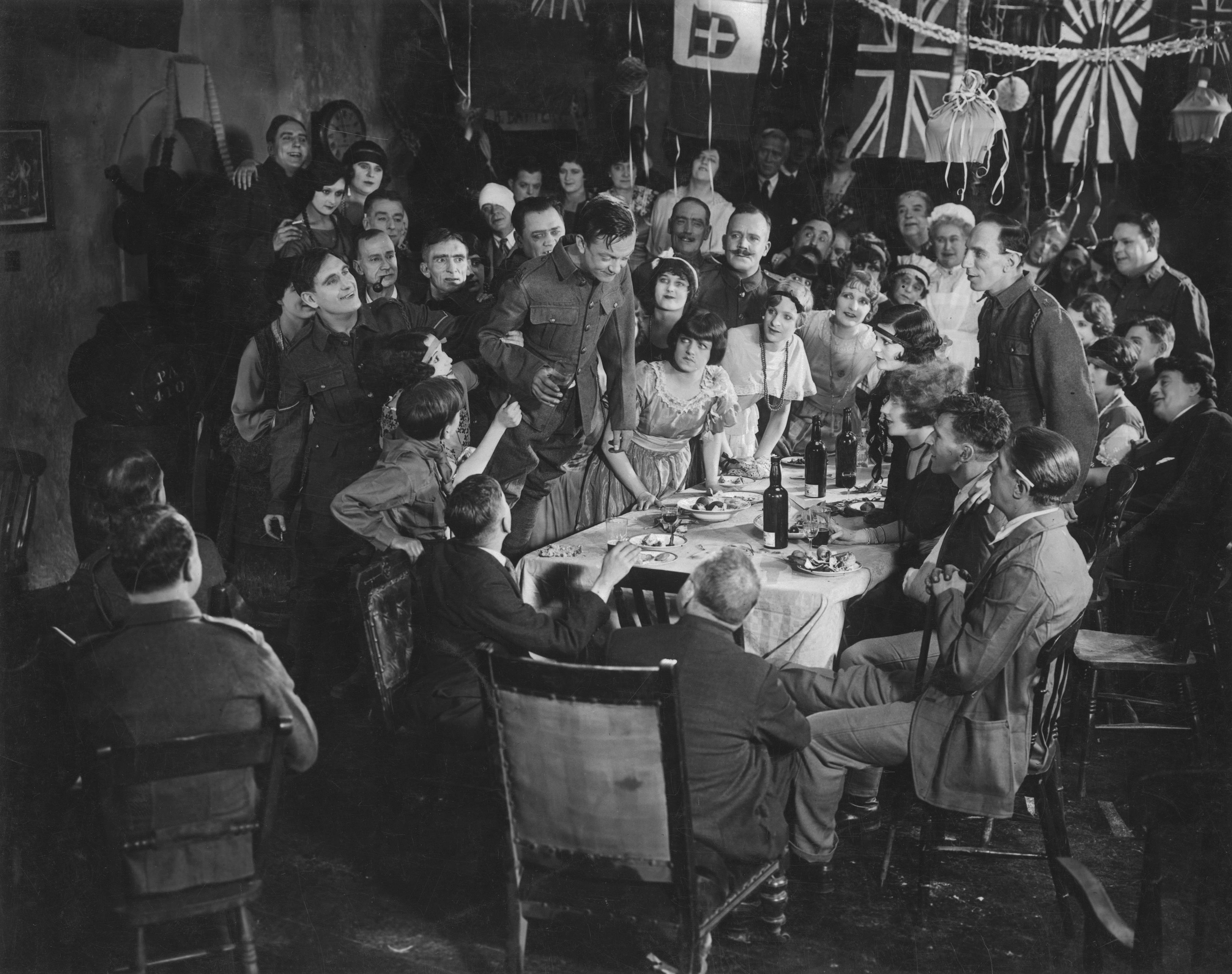 Performing the Film of the Great War - SOUNDINGS Music at