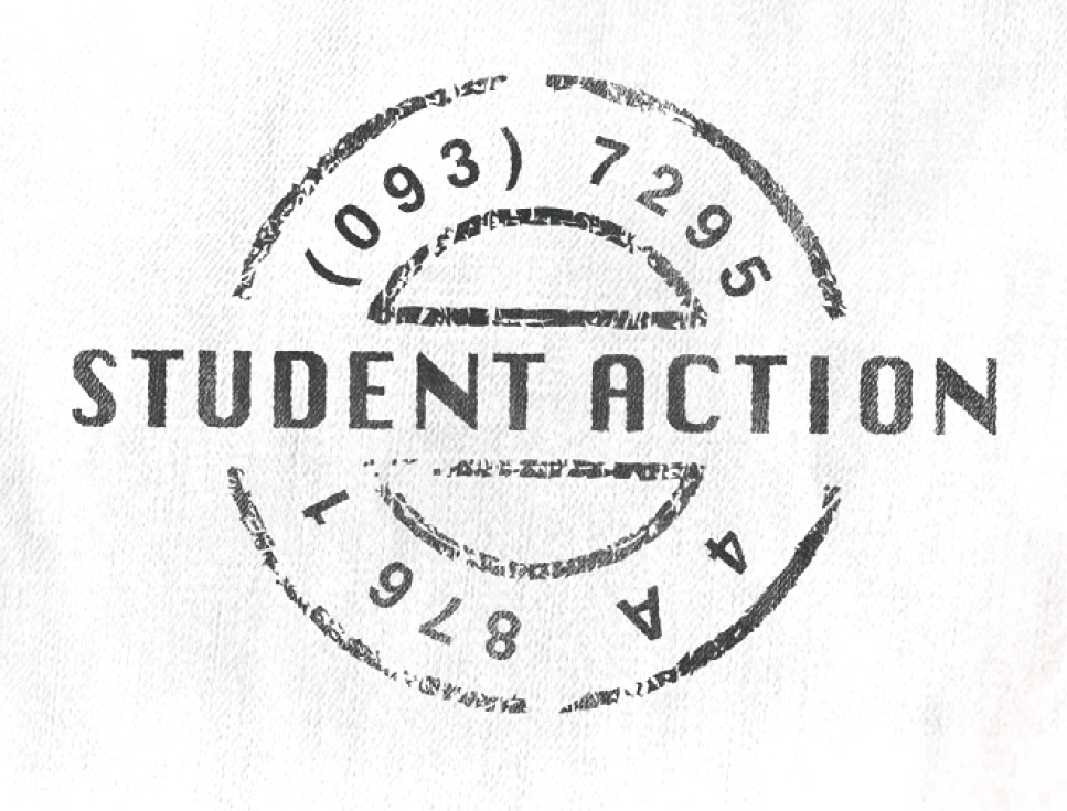 Student Action Logo