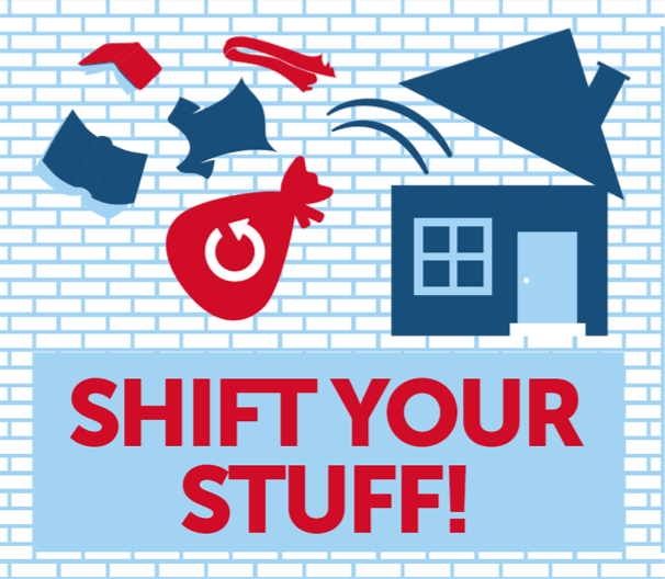 Shift Your Stuff logo