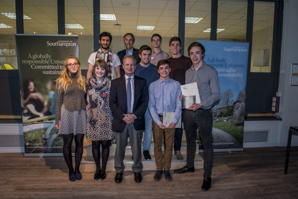 Cameroon Catalyst Student Group Winners 2016