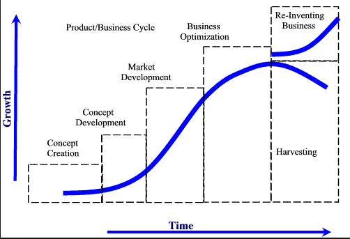 The utility of the concept of the organization life cycle essay