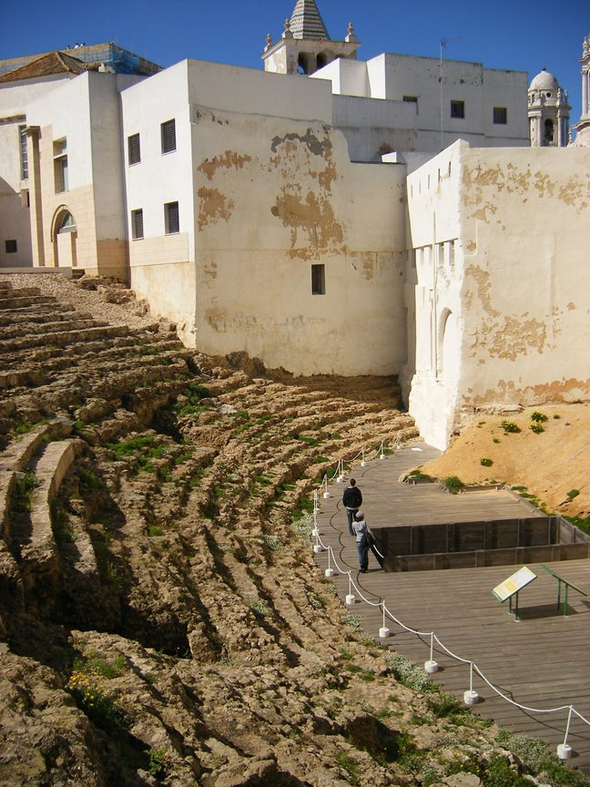 Roman theatre at Gades (Cádiz)