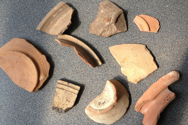 Roman coarseware pottery from Leptis Magna