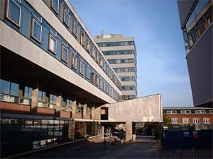 1960s building in need of refurbishment