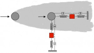 The layout of the experiment.