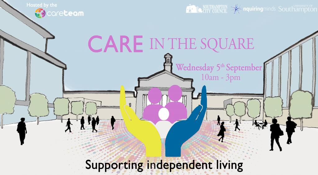 Care in the square - CareTeam