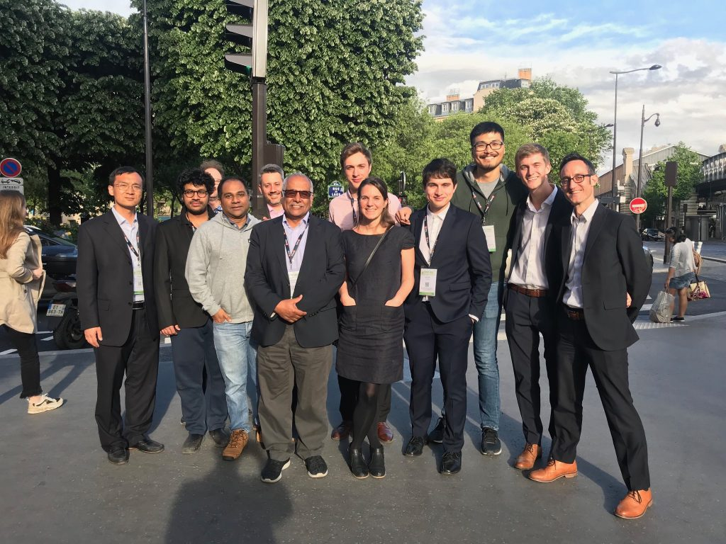 SERG attended International Conference on Renewable Energy, ICREN 2019 in Paris, France