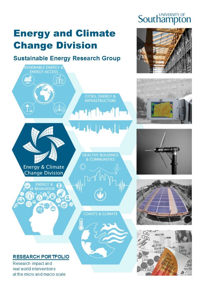 ECCD Research portfolio cover