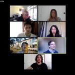 IEA Annex 79 Symposium presenters on Zoom