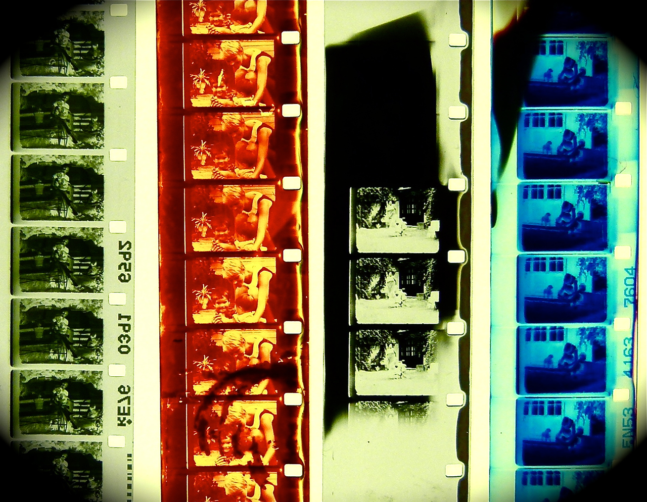 Excavations in Film, Fragments Lost in the Ether and Being At 'Home' in the World