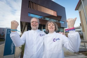 Scientists at Centre for Cancer Immunology